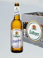 Logo Lübzer Alkoholfrei