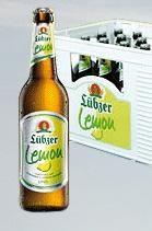 Logo Lübzer Lemon