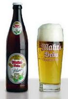 Logo Mahr´s Bräu Pilsener