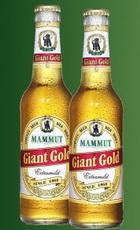 Logo Mammut Giant Gold