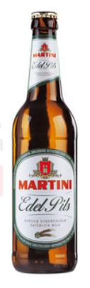 Logo Martini Edel-pils