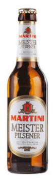 Logo Martini Meister-Pils