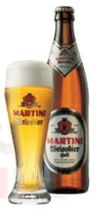 Logo Martini Weissbier hell