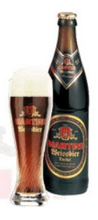 Logo Martini Weissbier Dunkel