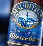 Logo Mauritius Zwickauer Winterbier
