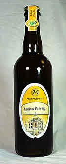 Logo Maxbrauerei Indian Pale Ale