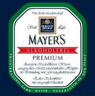 Logo Mayer`s Alkoholfrei