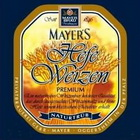 Logo Mayer`s Hefe Weizen