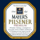 Logo Mayer`s Pilsener Premium
