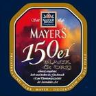 Logo Mayer`s 150er