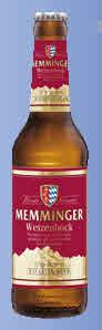 Logo Memminger Weizenbock