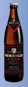 Logo Memminger Lager Schwarz