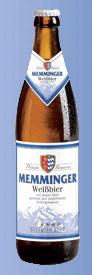 Logo Memminger Weißbier