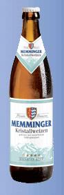 Logo Memminger Kristall-Weizen