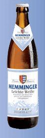 Logo Memminger Leichte Weiße