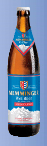 Logo Memminger Weißbier Alkoholfrei