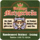 Logo Metzgerbräu  Lagerbier