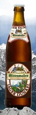 Logo Mittenwalder Jäger Dunkel