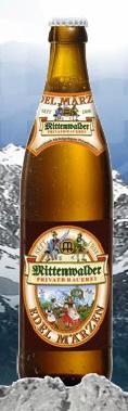 Logo Mittenwalder Edel Märzen