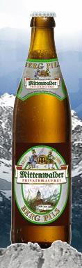 Logo Mittenwalder Berg Pils