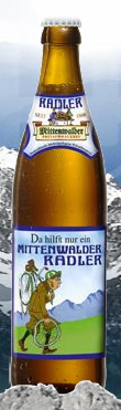 Logo Mittenwalder Radler
