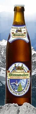 Logo Mittenwalder Weihnachts Bock Dunkel