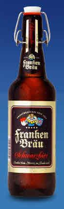 Logo Mitwitzer Franken Bräu Schwarzbier