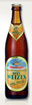 Logo Moninger Hefeweizen