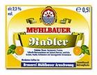 Logo Mühlbauer Radler