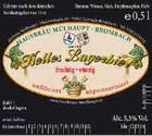Logo Hausbräu Mülhaupt Helles Lagerbier