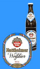 Logo Nattheimer Weißbier Hell