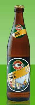 Logo Müllerbräu Pils