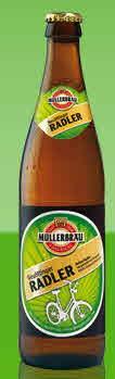 Logo Müllerbräu Radler