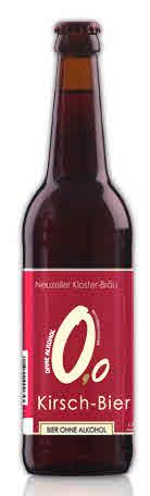 Logo Neuzeller Kirsch Bier 0,0