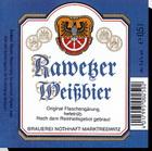 Logo Rawetzer Weißbier