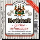Logo Nothhaft Leichtes Schankbier