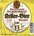 Logo Ergenzinger Ochsenbräu Kellerbier Spezial