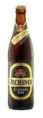Logo Oechsner Schwarzbier