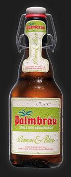 Logo Palmbräu Lemon & Bier