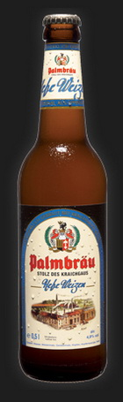 Logo Palmbräu Hefe Weizen