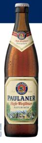 Logo Paulaner Hefe-weißbier Naturtrüb