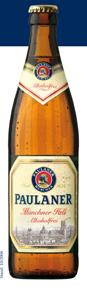 Logo Paulaner Münchner Hell Alkoholfrei