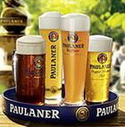 Logo Paulaner Hefe-weißbier Alkoholfrei