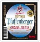 Logo Pfaffenberger Original  Weisse