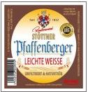 Logo Pfaffenberger Leichte Weisse