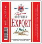 Logo Stöttner Export Hell