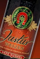 Logo Justus Weizen Dunkel
