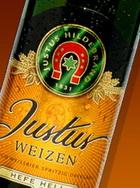 Logo Justus Weizen Hell