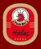 Logo Plank Bier Helles