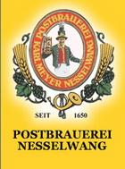 Logo Postbrauerei Geburtstagsbier